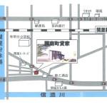 関南町貸家 地図