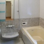 文京町貸家 浴室