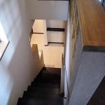 浜浦町貸家 D棟 階段
