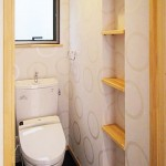 松波町貸家 A棟 1階 トイレ
