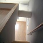 シーサイドロフト ロフト階段