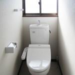 関屋田町貸家 B棟 トイレ